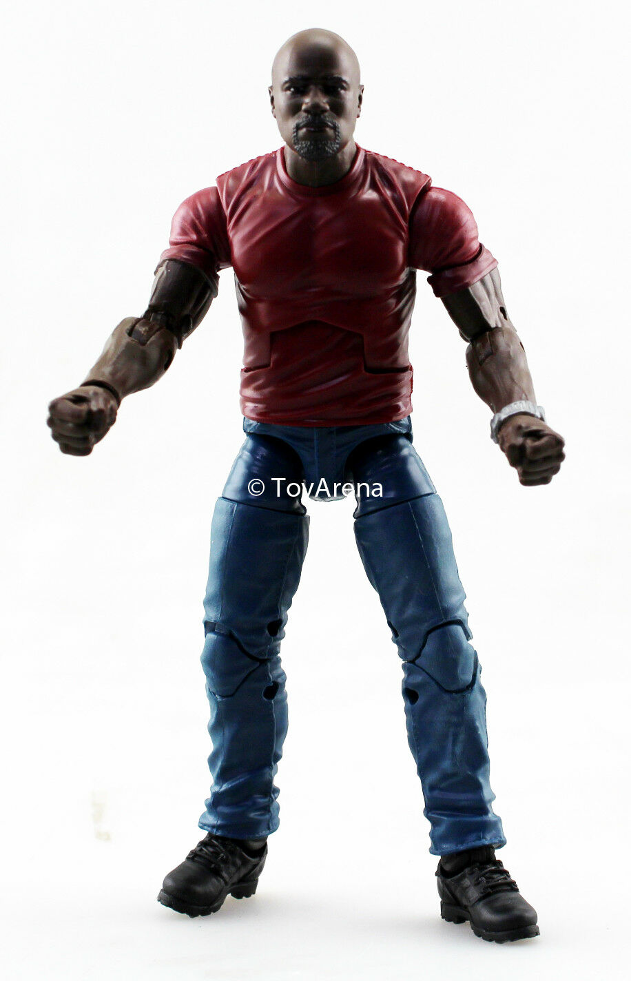 Hasbro SDCC 2018 The Defenders Luke Cage Marvel Legend Action Figure NEW LOOSE