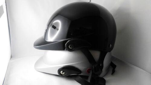 CASCO SCOOTER CASCO classic style Argento Taglia XL 61-62 Brain CAP 550 gr vetroresina