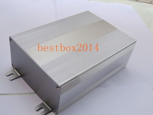 NEW black DIY Aluminum Project Box Enclosure Case Electronic 150x106x54mm