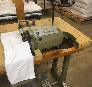 UNION-SPECIAL-39500-1-Needle-3-Thread-Overlock-Serger-Industrial-Sewing-Machine