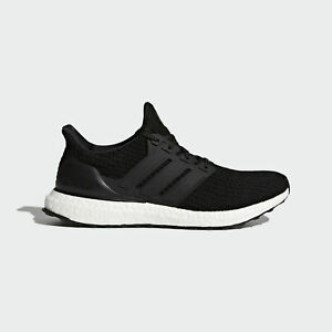 Adidas Ultra Boost 4.0 CORE BLACK WHITE BB6166 Men s Running Shoes ... 42bedcbfb960