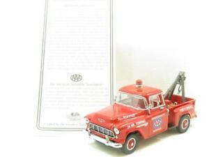 Matchbox-Collectibles-YRS01-Chevrolet-Pick-Up-Camion-AAA-servicio-1-43-ESCALA-en-Caja