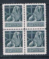 Canada 1954 4c Wildlife BLOCK 4 SG 472 MNH