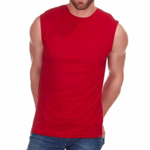 Mens Open Back Vest Sleeveless Tank Top Summer Shirt Holiday Fitness Gym New UK