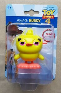 RARE-Disney-Pixar-Toy-Story-4-Wind-Up-Buddy-Ducky