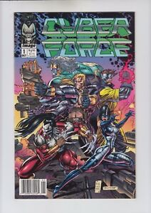 Cyber-Force-1-2-8-amp-9-Image-newsstand-NM-9-2