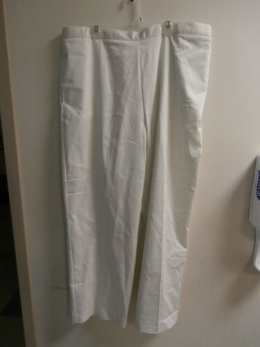 Cotton Nwt poly 18 Hvidbukser Alfred Størrelse Dunner qBYXXU