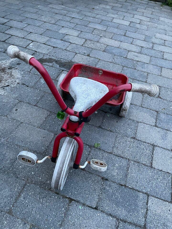 Unisex børnecykel, trehjulet, Winther