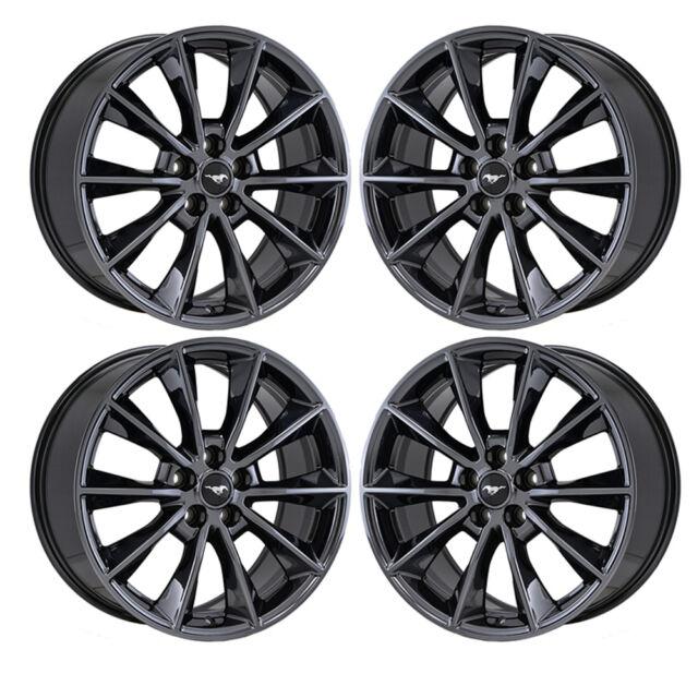 2015 2017 Ford Mustang Ecoboost V6 Gt Premium Wheel Ebay