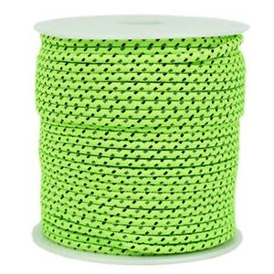 Outdoor 50m Reflective Survival Rescue Umbrella Rope Camping Paracord​ Cord #JT1