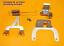 For-MOPAR-Small-Block-High-Rise-Intake-THROTTLE-BRACKET-Kit-340-360-318-Dodge thumbnail 1