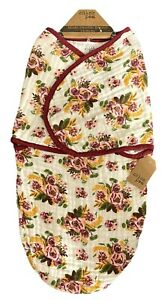 Chick Pea 100% Cotton Muslin Baby Blanket or Swaddle 0-3 3-6 Months