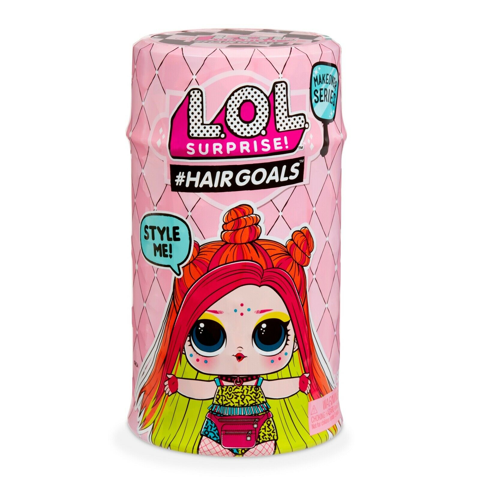 LOL Surprise HairGoals IN HAND Series 5 Makeover # Hair goals Authentic 1 Doll