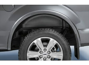 ford f150 2015 2016 rear wheel well liners ebay. Black Bedroom Furniture Sets. Home Design Ideas