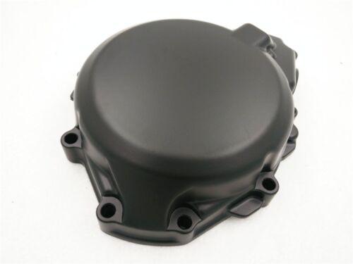 Engine stator cover for 1999-2014 Suzuki GSX 1300R Hayabusa Crankcase Left Black