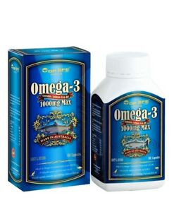 Toplife-Omega-3-Contains-Salmon-Oil-1000mg-Max-180-Capsules