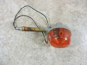 78-Honda-CB400-CB-400-T-CB400T-Hawk-front-right-turn-signal-blinker