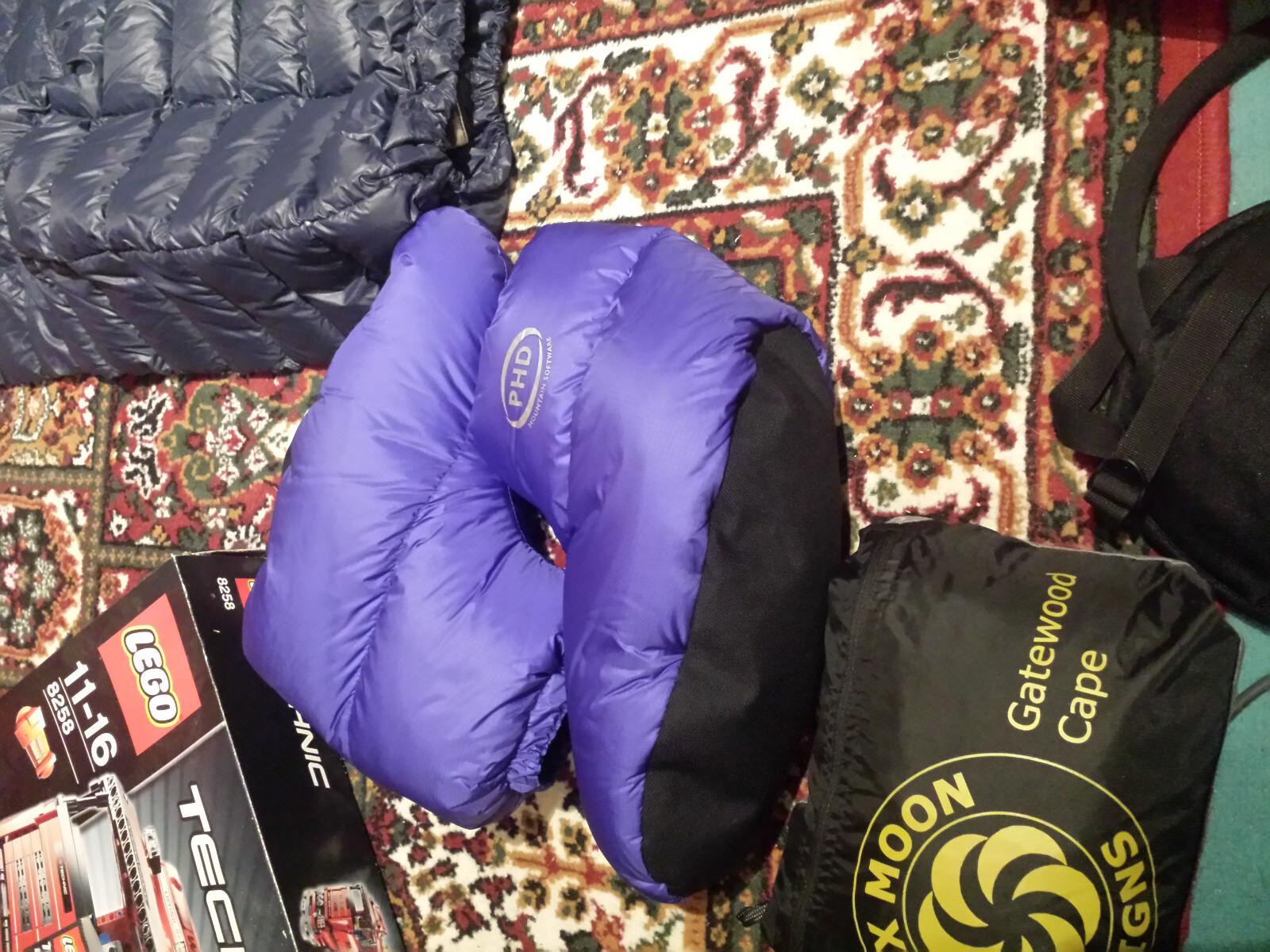 Phd Xero Down Socks Dauensocken Daunenschuhe ultraleicht Expedition