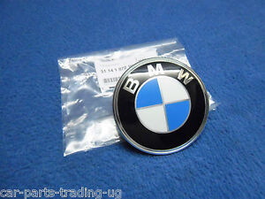 bmw e30 316i heckklappe neu emblem logo hinten touring. Black Bedroom Furniture Sets. Home Design Ideas