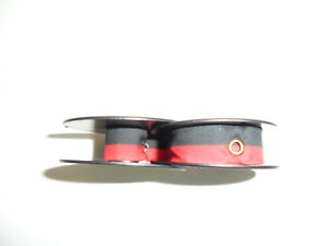 Olivetti 270 Typewriter Ribbon Black and Red Ink