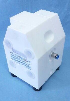 Almatec A10 Ttz Doppelmembranpumpe Membranpumpe Diaphragm Pump 80807.8