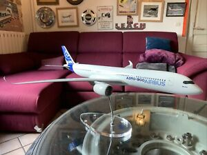 1/100 PACMIN Airbus House Livery A350-900 Desktop Airplane Model