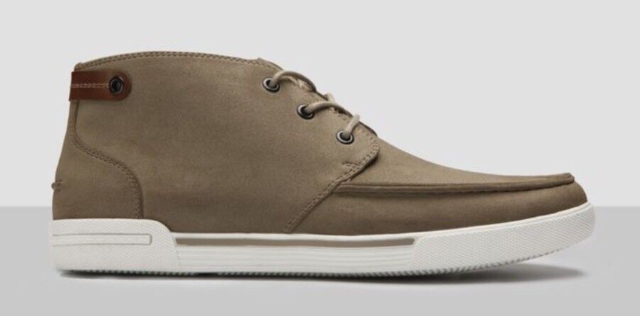 Kenneth Cole Unlisted Men's Drop Ur Anchor Chukka Boot Colors: Grey & Dark Taupe