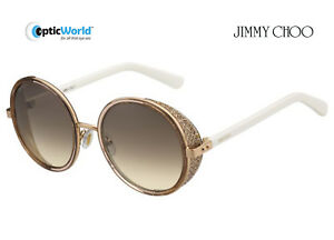 8a0d74f45e9 Image is loading Jimmy-Choo-ANDIE-N-Designer-Sunglasses-with-Case-