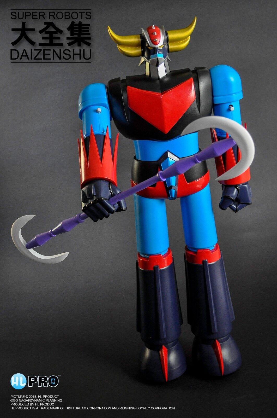hoch Dream HL Pro 50 cm Super Robots Daizenshu Grendizer Retro Ed.