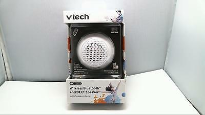 New Vtech Wireless Speaker Bluetooth /& DECT Speaker With Speakerphone MA3222-17