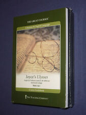 Teaching Co Great Courses  DVDs :             JOYCE'S  ULYSSES      new & sealed