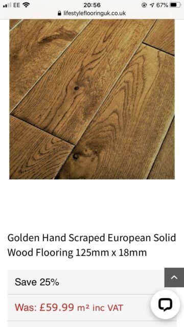 Rustic Solid Birch Wood Flooring