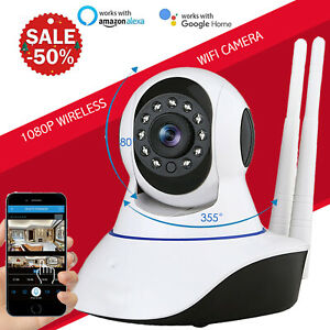 1080P-HD-Smart-Home-Security-IP-Camera-Wi-Fi-Wireless-CCTV-IR-Night-Baby-Monitor