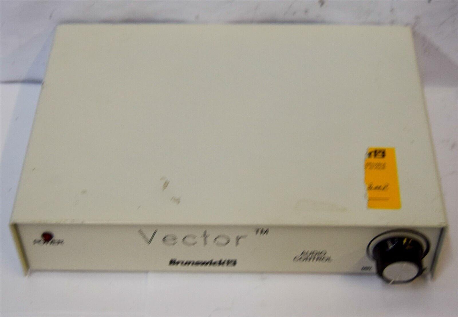 Brunswick Vector 57-301174 Bowling Alley Audio Control CMS (no ac adptr)