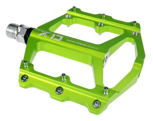 Road MTB Mountain Bike XC Bicycle XD Pedal Flat Cycling Pedals 10*8cm 1 pair