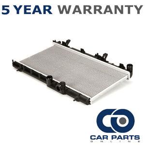 Engine Cooling Radiator Fit For Subaru Impreza 2.0 WRX AWD Manual Cars RAD008