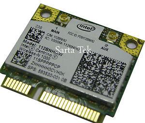 New-HP-593530-001-Intel-Centrino-Wireless-N-1000-112BNHMW-b-g-n-PCIe-Half