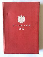 DENMARK 1952 DANEMARK DANISH ILLUSTRE HISTORY