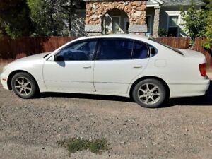 2000 Lexus GS Platinum