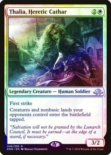Heretic Cathar FOIL Eldritch Moon NM-M White Rare MAGIC CARD ABUGames Thalia