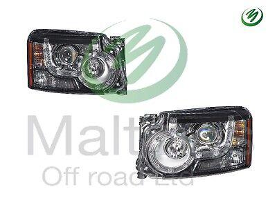 landrover discovery 4 headlights discovery 3 upgrade lights genuine valeo lights