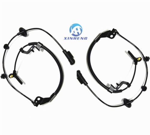 Rear Left /& Right ABS Wheel Speed Sensor For Mitsubishi 4WD Outlander Lancer