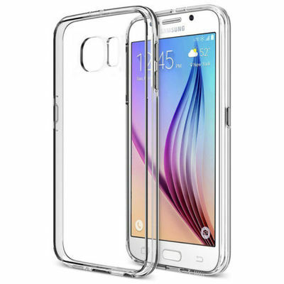 Crystal Clear Hybrid Case Cover For Samsung Galaxy S6 S6 Edge Plus
