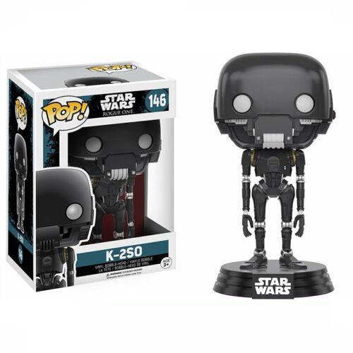 Funko POP!Gift Bag Model Star Wars Darth Vader Vinyl Figure Collection Model ES
