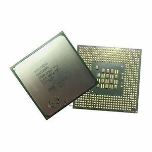 Intel Pentium 4 3.06GHz 512 Ko 533 MHz CPU Socket 478 PC processeur SL6PG SL6S5