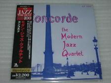 The Modern Jazz Quartet Concorde JAPAN mini lp CD DSD MILT JACKSON SEALED