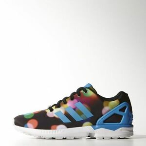 timeless design 01f40 df609 Image is loading NEW-MEN-039-S-ADIDAS-ORIGINALS-ZX-FLUX-