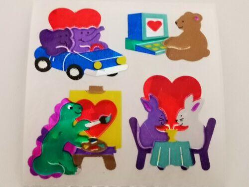 SandyLion sticker sección 80s 90s Holo insectos sticker album cromos