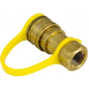 """Char-Broil 3/8"""" Universal Quick Connect Coupler NEW"""