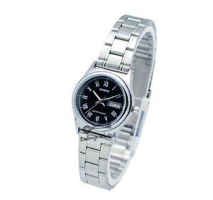 Casio-LTPV006D-1B-Ladies-039-Metal-Fashion-Watch-Brand-New-amp-100-Authentic
